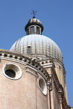 Padua cathedral Royalty Free Stock Photo