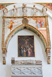 Padua - The chapel in the church Cathedral of Santa Maria Assunta (Duomo) Royalty Free Stock Images
