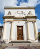 Padua - The church Chiesa dell Immacolata. Royalty Free Stock Image