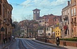 Padua cityscape Royalty Free Stock Photography