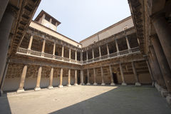 Padua, corte antigua de la universidad Foto de archivo