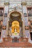 Padua - das Presbyterium in der Kirche Chiesa di San Gaetano Lizenzfreie Stockbilder