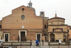 Padua domkyrka, Duomodi Padova, basilikaCattedrale di Santa Maria Assunta royaltyfri foto