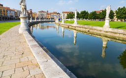 Padua Italia Imagen de archivo libre de regalías