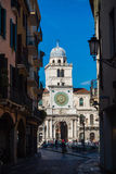Padua Italy Mola Curso Imagens de Stock