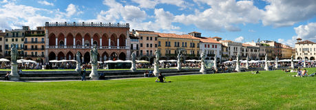 Padua, Italy (panorama) Royalty Free Stock Photo