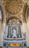PADUA, ITALY - SEPTEMBER 9, 2014:  The chapel Cappella di San Gregorio Barbarigo in the church Cathedral of Santa Maria Assunta Stock Photo