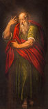Padua - The paint of st. Paul the apostle in church Santa Maria dei Servi. Royalty Free Stock Image