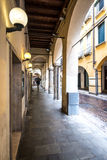 Padua passages Stock Image