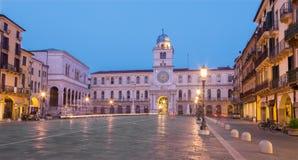 Free Padua - Piazza Dei Signori Square And Torre Del Orologio (astronomical Clock Tower) Royalty Free Stock Image - 46846976