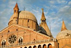 Padua: St.Anthony. Italy, Padua: Saint Anthony basilica Stock Photography