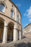 Padua - The teater Teatro Verdi Stock Photography