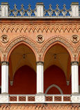 Padua: Venetian Archway Royalty Free Stock Photo