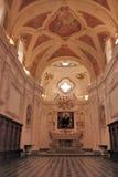PADULA : CERTOSA DI SAN LORENZO.ITALIA Royalty Free Stock Photos
