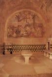 PADULA : CERTOSA DI SAN LORENZO.ITALIA Royalty Free Stock Photo