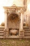 PADULA : CERTOSA DI SAN LORENZO.ITALIA Royalty Free Stock Photography