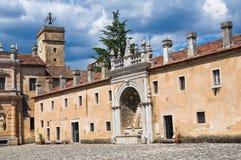 Padula Charterhouse. Campania. Italy. Stock Photo