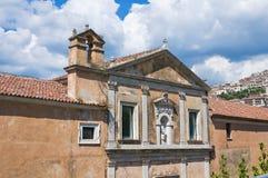 Padula Charterhouse. Campania. Italy. Royalty Free Stock Photography