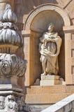 Padula Charterhouse. Campania. Italy. Stock Photography