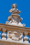 Padula Charterhouse. Campania. Italy. Royalty Free Stock Images