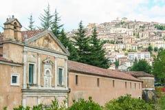 Padula, Salerno, chartreuse Royalty-vrije Stock Fotografie