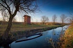 Padule di Fucecchio, Natural Park, Tuscany royalty free stock images