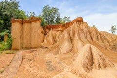 Pae Meang Phee - Prae Tailandia foto de archivo libre de regalías
