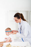 paediatric Clinic Royalty Free Stock Images