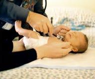 Paediatric Clinic Royalty Free Stock Photo