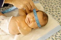 Paediatric Clinic Royalty Free Stock Photo
