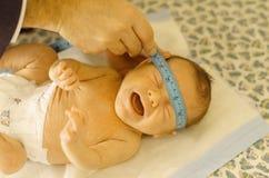 Paediatric Clinic Royalty Free Stock Image