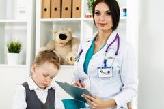 Paediatrics medical concept Stock Photo