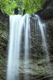Paehler Schlucht vattenfall Arkivbild