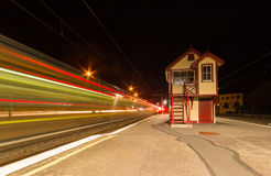 Paekakariki Signal Box Royalty Free Stock Photo