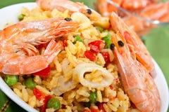 paella ισπανικά Στοκ εικόνες με δικαίωμα ελεύθερης χρήσης