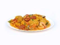 paella стоковое фото rf