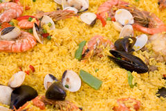 Paella Photo stock