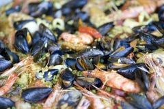 paella Photos stock