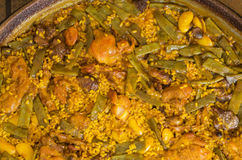 Paella Royalty Free Stock Photos