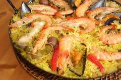 paella reach Obrazy Royalty Free