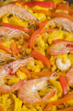 Paella series 03 Royalty Free Stock Photography