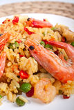 paella spanish zdjęcia royalty free