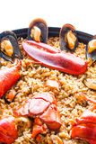 Paella Royalty Free Stock Image