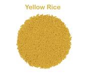 Paella yellow rice  Stock Photo