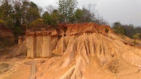 Paemungpee Forest Park da garganta Fotos de Stock