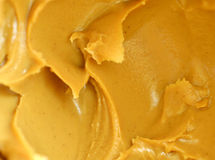 Paenut butter. Peanut butter for background use Stock Image