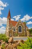 Paesaggi africani - Windhoek Namibia fotografia stock