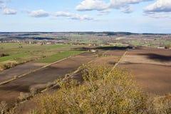 Paesaggi agricoli Immagini Stock Libere da Diritti