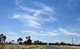 Paesaggi australiani Fotografie Stock Libere da Diritti