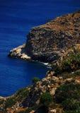 Paesaggi del Cretan Fotografie Stock Libere da Diritti